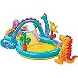 انتكس 57135 لعبة اطفال مائية قابلة للنفخ مع رشاش ماء