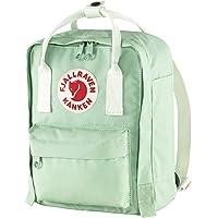 Fjallraven, Kanken Mini Classic Backpack for Everyday, Mint Green-Cool White