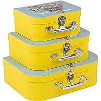 URBN Living 3pcs Children's Suitcase Set