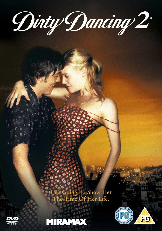 Amazon.com: Dirty Dancing 2: Havana Nights [DVD]: Movies & TV