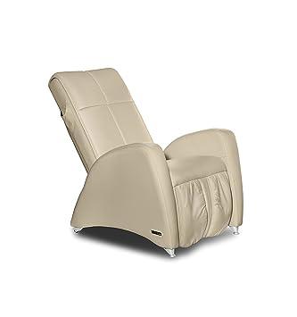 Sillón de masajes Shiatsu KEYTON - modelo Deco H10 - Tapizado en piel Calidad Texas (Piel Texas Pietra): Amazon.es: Salud y cuidado personal