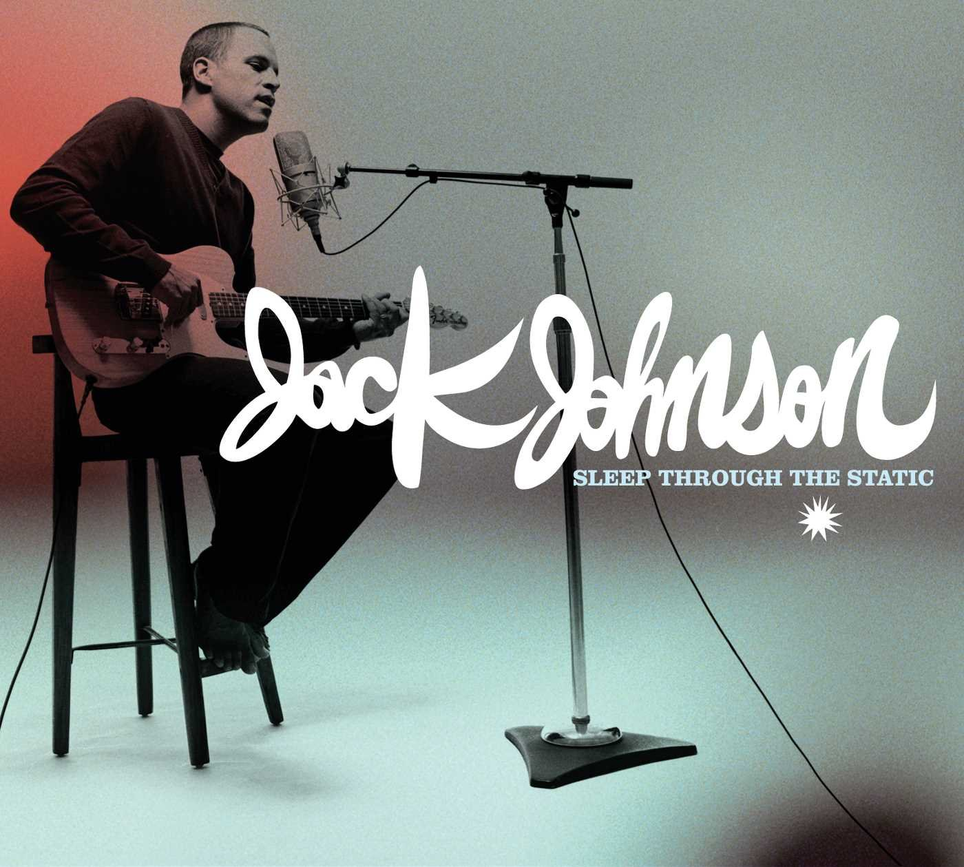 CD : Jack Johnson - Sleep Through the Static (Digipack Packaging)