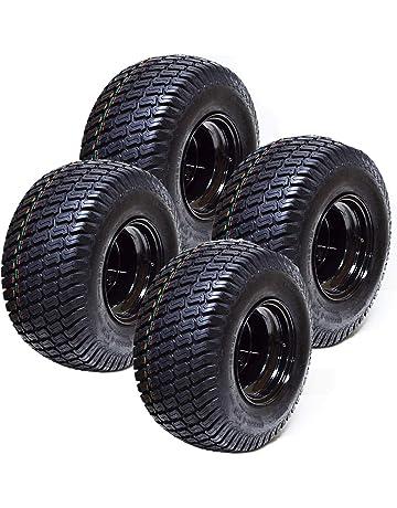 Set of 4 18x8.50x8 ATV Golf Go Cart Lawn Mower Tractor P322 Turf Tire
