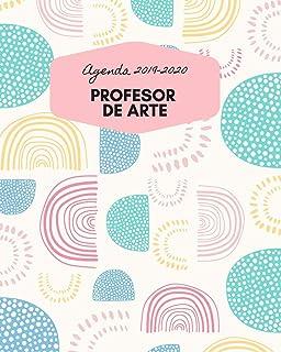 Agenda 2019-2020 Profesor de Arte: Planificador y Agenda ...