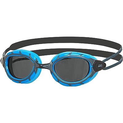 Zoggs Predator Mirror Titanium - Gafas de natación Unisex adulto
