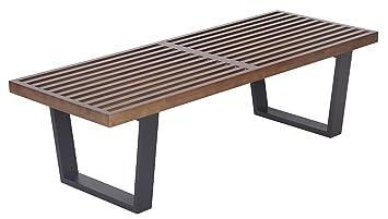 Marvelous Mlf George Nelson Platform Bench 3 Sizes Available Wooden Ibusinesslaw Wood Chair Design Ideas Ibusinesslaworg