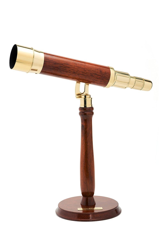 Amazon.com : Celestron 22302 Ambassador 50 Brass Table Top Telescope (Brass) : Camera & Photo