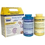 Smooth-On Smooth-Cast 320 2 Pint Kit -Off White Liquid Plastic 10 Min Cure!