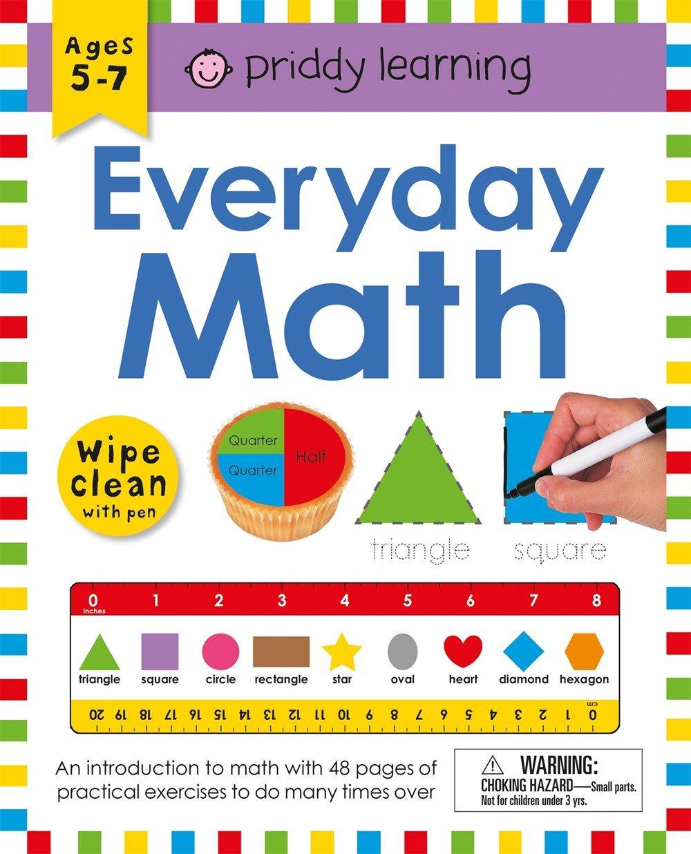 Wipe Clean Workbook Everyday enclosed