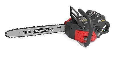 Amazon.com: Snapper XD sxdcs82 82 V Taladro 18-Inch Chainsaw ...