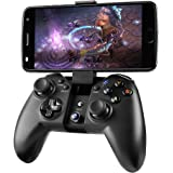 Game Controller, MAD GIGA Wireless Game Controller Bluetooth Gamepad Remote for PC (Windows XP/7/8/8.1/10), PS3, Android, Vista, Phone, TV Box Portable Gaming Handle