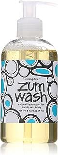 product image for Indigo Wild Zum Wash Liquid Soap, Eucalyptus, 8 Fluid Ounce
