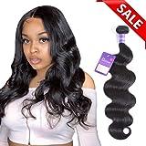 "Brazilian Hair Bundles 8""-24"" Body Wave Bundles 100% Unprocessed Virgin Human Hair Bundles Grade 7A Virgin Hair Weave Human Hair Faddishair"