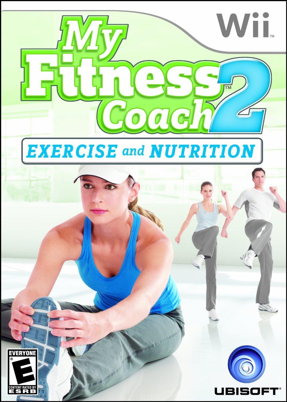 Ubisoft My Fitness Coach 2 - Juego: Amazon.es: Videojuegos