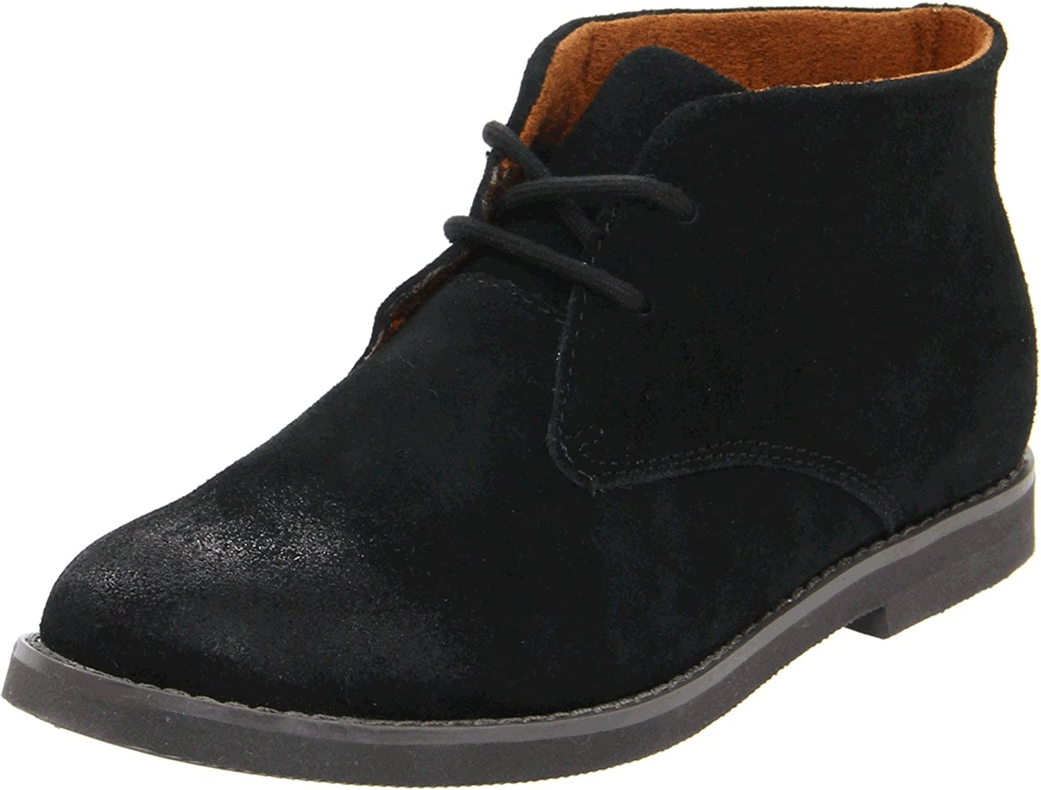 Florsheim Kids Quinlan Junior Chukka Uniform Boot (Little kid/Big kid Quinlan JR CB - K