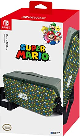 Hori - Bolsa De Transporte Super Mario (Nintendo Switch): Amazon ...
