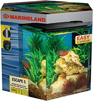 Marineland Escape 5-Gallon Fish Tank