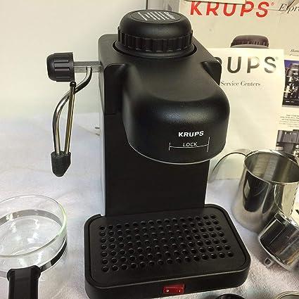 Amazoncom Krups Espresso Mini Espresso Machines Kitchen Dining