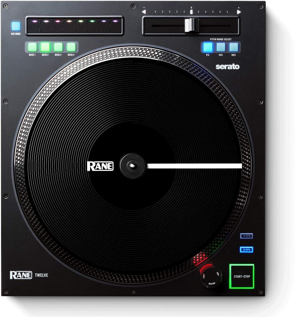 Amazon.com: RANE Doce DJ sistema de control: Musical Instruments