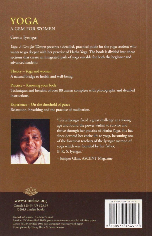 Yoga a GEM for Women: New Edition: Amazon.es: Geeta S ...