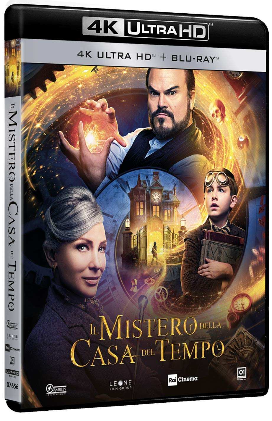 Il Mistero Della Casa Del Tempo: Amazon.it: Black, Blanchett ...
