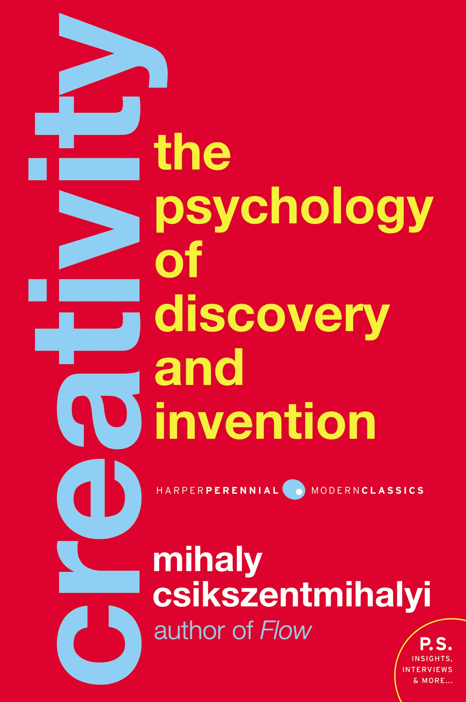Creativity flow and the psychology of discovery and invention creativity flow and the psychology of discovery and invention mihaly csikszentmihalyi 9780062283252 amazon books thecheapjerseys Gallery