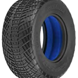 Pro-line Racing 1/10 Positron SC 2.2/3.0 MC Tires (2): SCT Front and Rear, PRO1013717