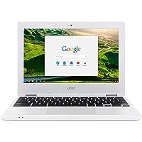 Acer Chromebook, 11.6-inch HD, CB3-131-C3SZ (Intel Celeron, 2GB, 16GB, White)