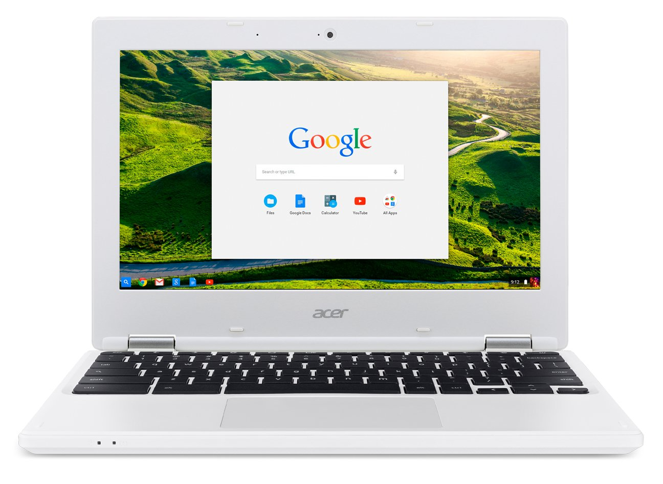 Acer Chromebook 11, 11.6-inch HD, Intel Celeron N2840, 4GB DDR3L, 16GB Storage, Chrome, CB3-131-C8GZ by Acer
