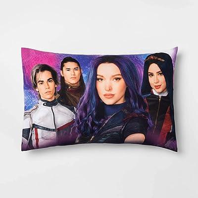 DESCENDANTS 3 Twin Wicked Friends Pillowcase: Home & Kitchen