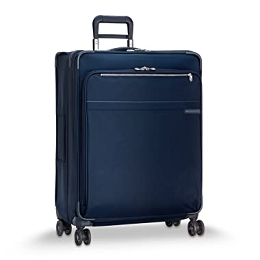 Briggs & Riley Baseline Large Expandable Spinner, Navy
