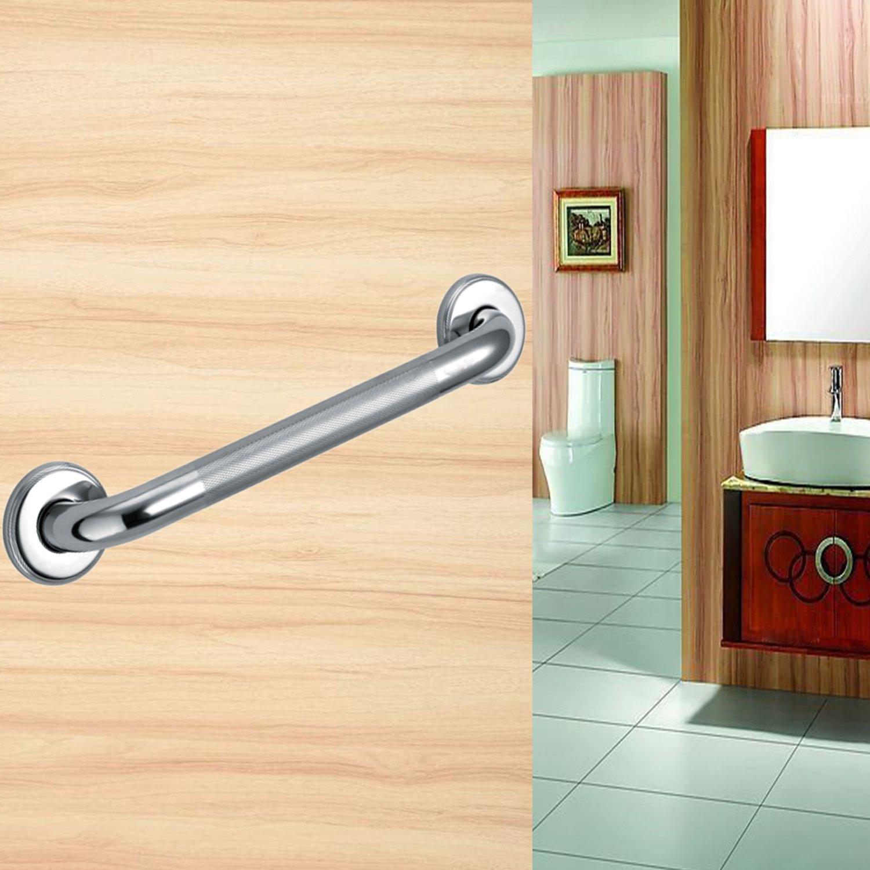 Dreamsbaku Home Bathroom grab bar 24 inch 304 stainless steel afety Bath and Shower Grab Bar