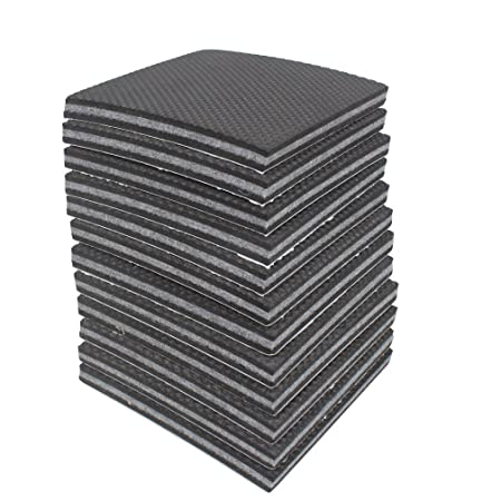 Beautiful Amariver Non Slip Furniture Pads Grippers, 12 Pcs Self Adhesive Rubber Feet  With Solid