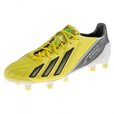 outlet store 23b18 0dd60 Adidas , Chaussures de Foot pour Homme Jaune Jaune - Jaune - Jaune, 40 2
