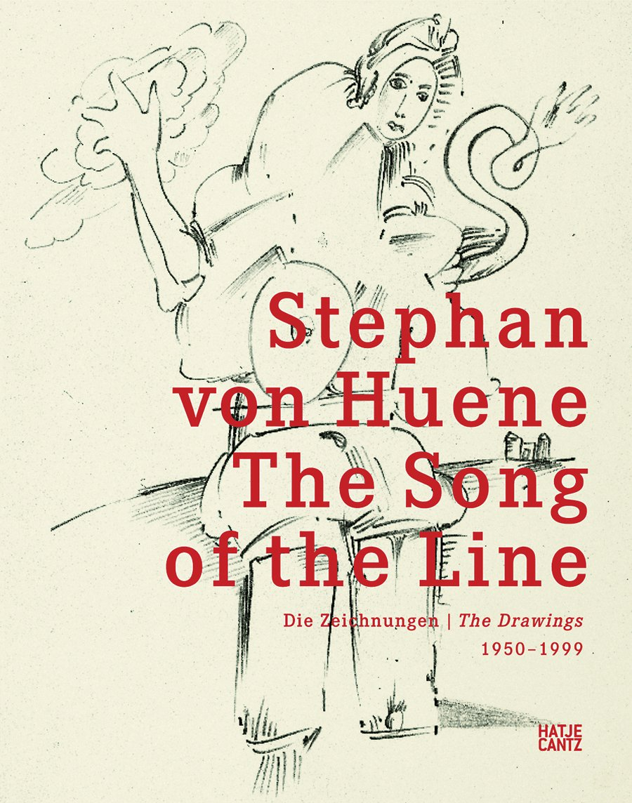 Download Stephan von Huene: The Song of the Line: The Drawings 1950-1999 ebook