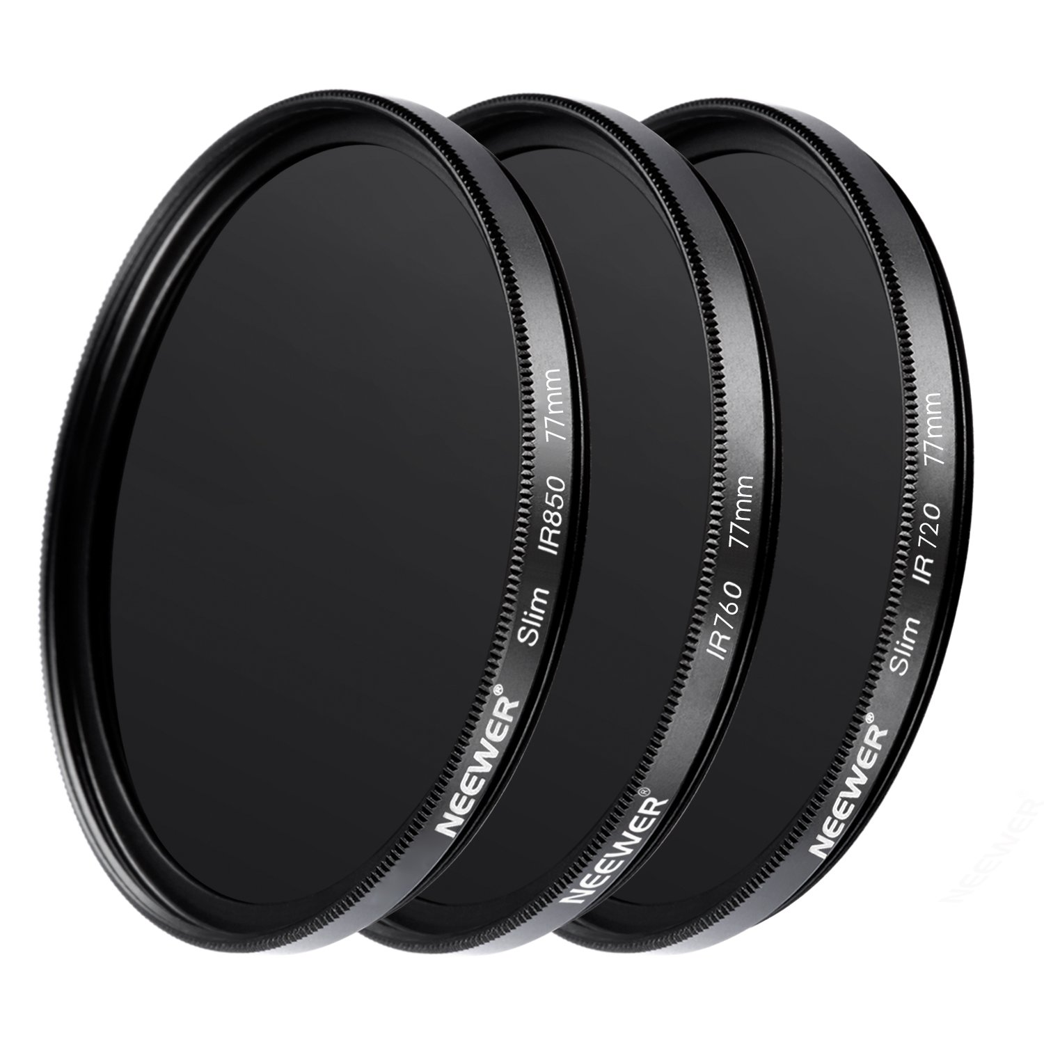 Neewer 55MM UV Lens Protection Filter for the Sony Alpha Series DSLR cameras with 18-55mm, 75-300mm f/4.5-5.6, 50mm f/1.4 lenses 10088883