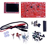 "Kuman DSO 138 DIY KIT Open Source 2.4"" TFT 1Msps Digital Oscilloscope Kit with DIY parts + Probe 13803K (SMD pre-soldered)"