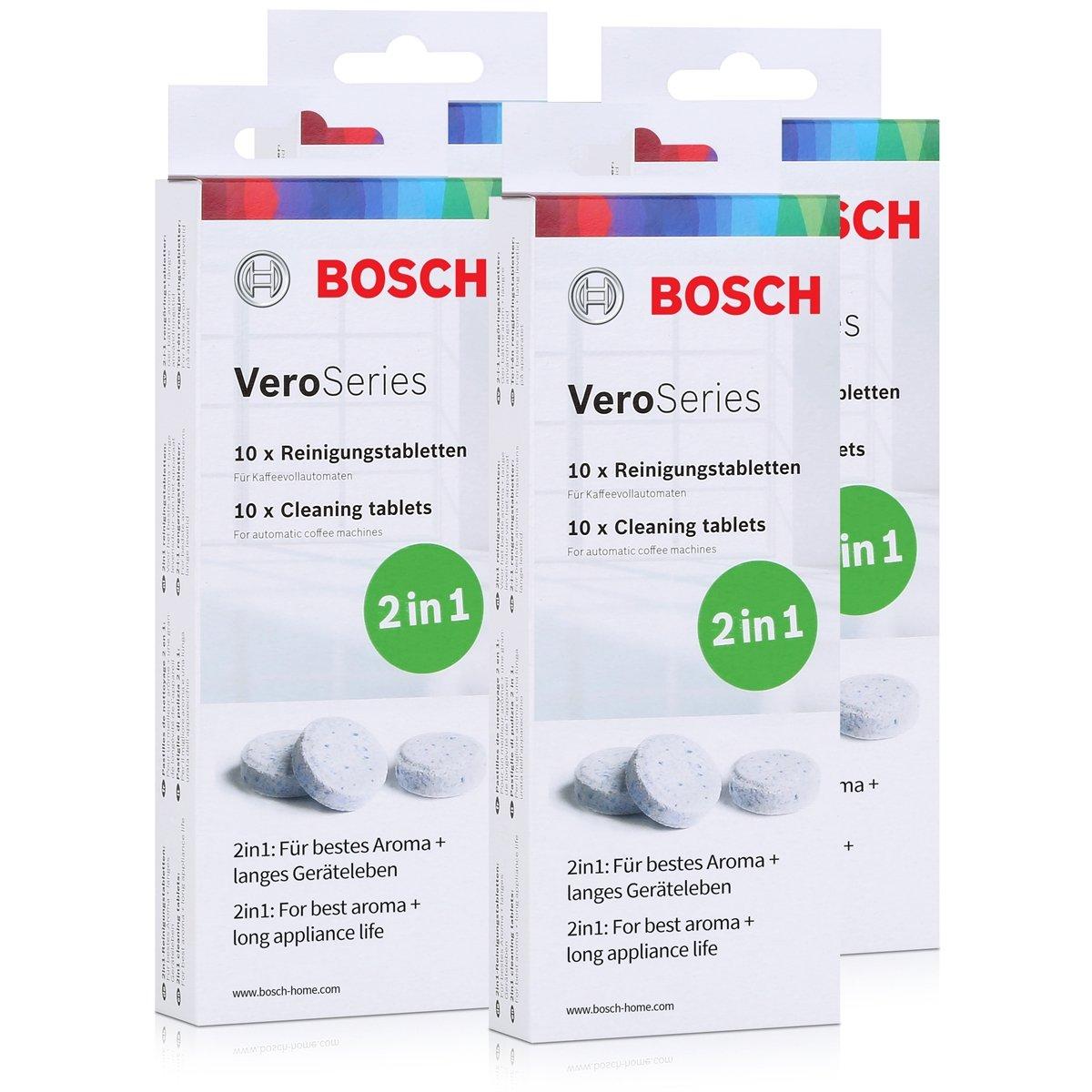 Bosch VEROS ProSeries tcz8001 pastillas de limpieza 2 en 1 - 10 ...