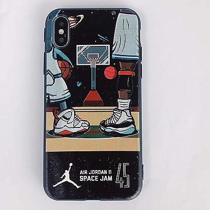 fa08152b62931 Amazon.com: Fitted Case - Fashion Air Jordan Sport Phone Bag ...