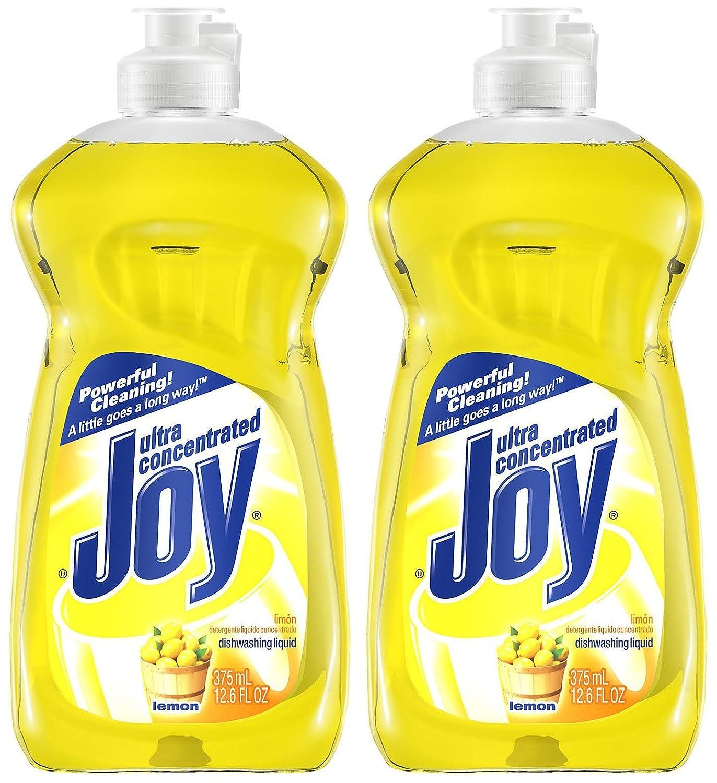 Joy Ultra Dishwashing Liquid, Lemon Scent, 12.6oz, 2pk Alere PG-6652B