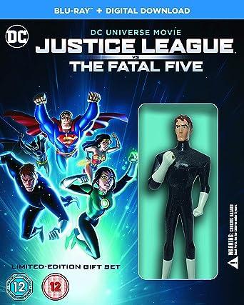 Justice League: Fatal Five Minifig Edizione: Regno Unito ...