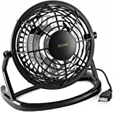 Amazon Price History for:iKross USB FAN USB Mini Desktop Office Fan with 360 Rotation - Black For PC Computer Laptop Chormebook Ultrabook
