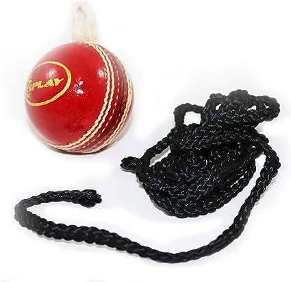Splay Cricket Ball Rot zum Aufh/ängen