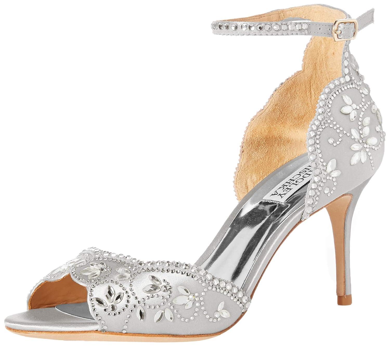 2a85427493a6 Amazon.com  Badgley Mischka Women s Veta Heeled Sandal  Shoes