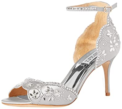 94e5d5ce01e Amazon.com  Badgley Mischka Women s Veta Heeled Sandal  Shoes