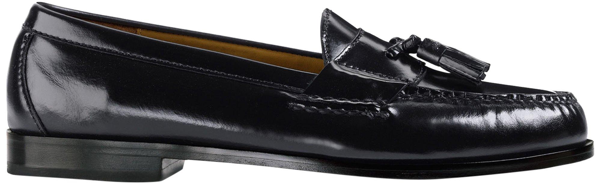 Cole Haan Men's Pinch Tassel Loafer, Black, 10.5 D US