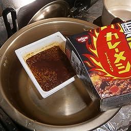 Amazon Co Jp 日清 トマトカレーメシ2 121g 6個 食品 飲料 お酒