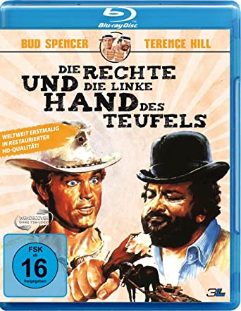 Die Rechte Und Die Linke Hand Des Teufels Blu Ray Amazonde