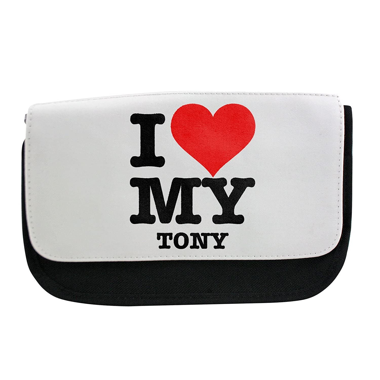 I Love bolsa, My Tony Estuche, maquillaje bolsa, Love Multibag c3f9ee