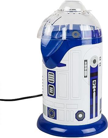 Palomitas de maíz de aire caliente R2-D2 de Star Wars con licencia oficial: Amazon.es: Hogar